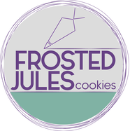 Frosted Jules Custom Sugar Cookies